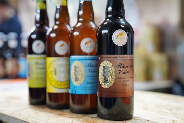 Les bières du Vexin / © Ferme-brasserie du Vexin