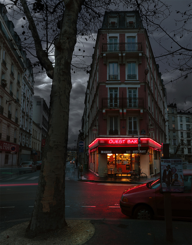 Red Light / © Blaise Arnold