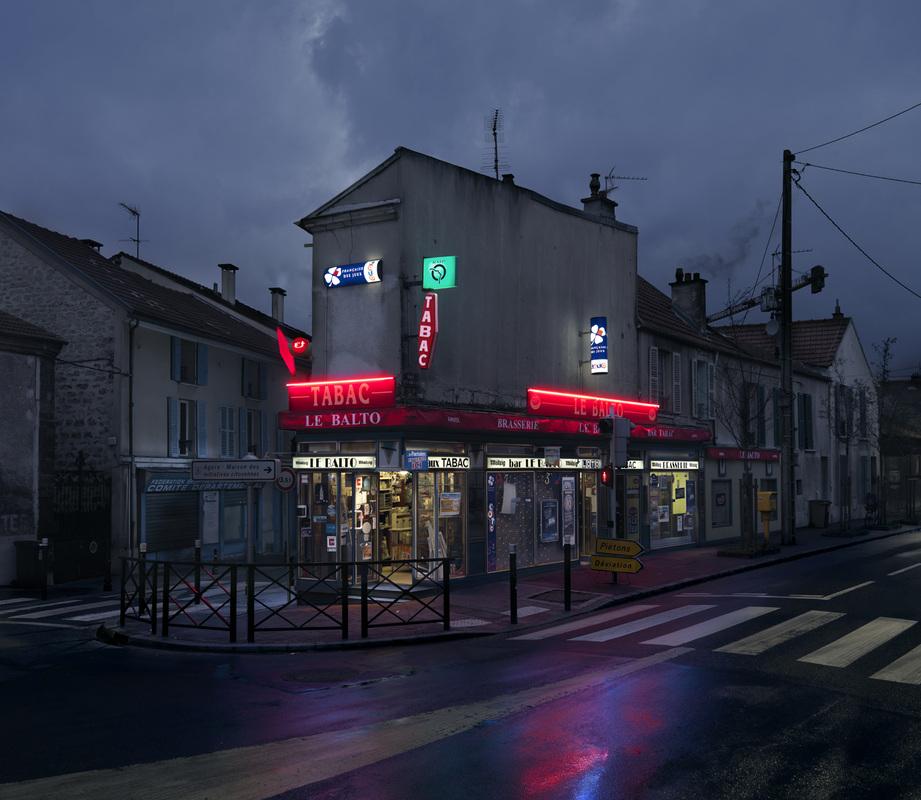 Red Light / © Blaise Arnold