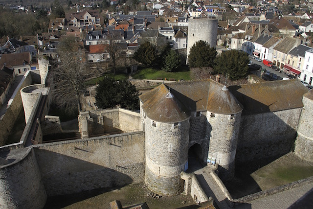Château de Dourdan / DR