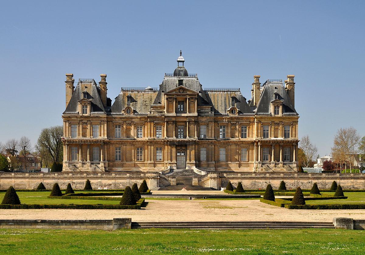 Château de Maisons-Lafitte / DR