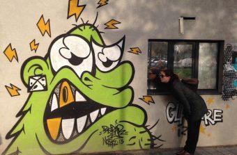 Street art : Des murs, des vrais, des tatoués