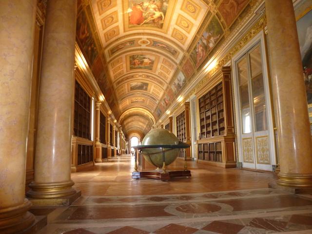 Galerie de Diane au château de Fontainebleau / © Wikipédia