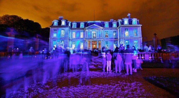 Château de Champs-sur-Marne pour la Nuit des musées / DR