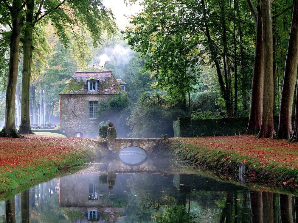 Château de Courances / © Georges Rivat