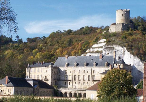 Château de La Roche-Guyon / DR