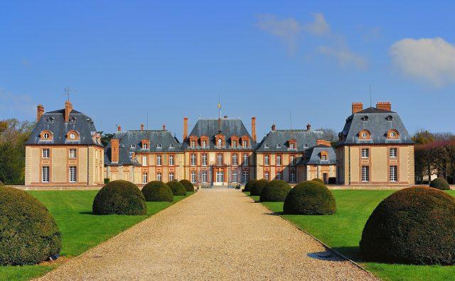 Château de Breteuil / DR