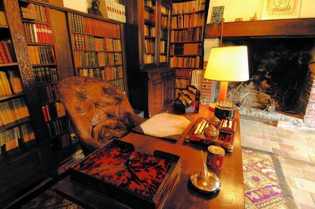Maison d'Elsa Triolet et d'Aragon / DR