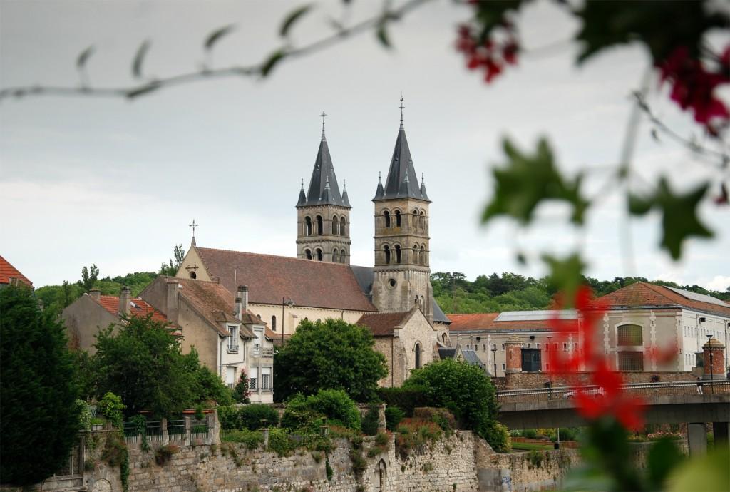 Île Saint-Etienne à Melun / DR
