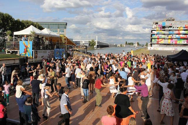 L'été du canal de l'Ourcq / © CDT 93