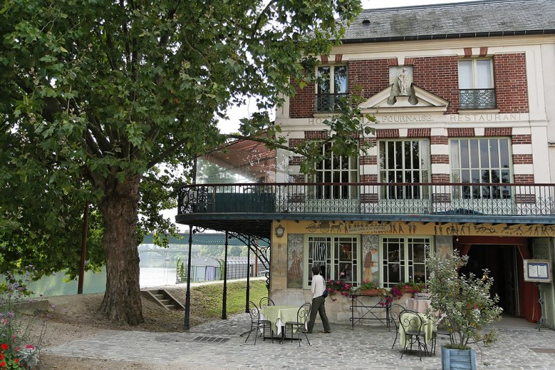 Maison Fournaise sur l'île ds impressionnistes / © Yvelines Tourisme