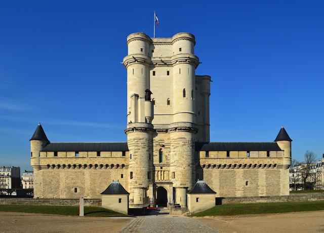 Château de Vincennes / DR