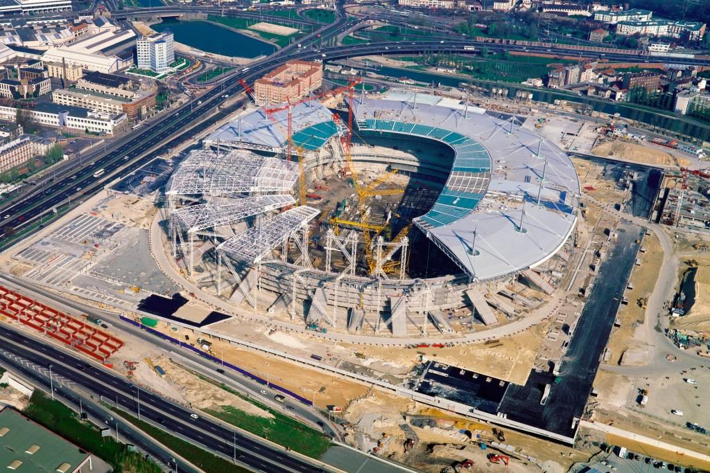 Stade de France / © Cabinet Altius
