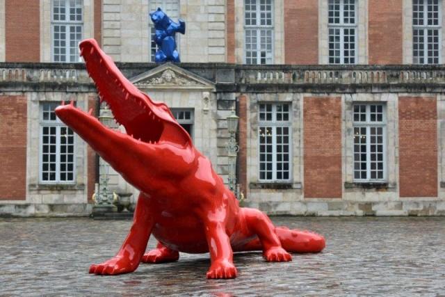 Exposition Richard Orlansky au Domaine de Chamarande / DR