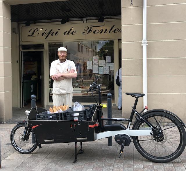 Le FARbike de l'association FAR à vélo à Fontenay-aux-Roses / FAR à vélo