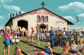 Samedi, c'est la grande fête du Gros Paris