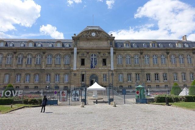 Le musée de la Céramique à Sèvres / © Guilhem Vellut (Wikimedia commons)