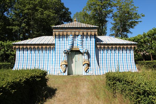Folie au château de Groussay (78) / Crédit : iledefrance.fr
