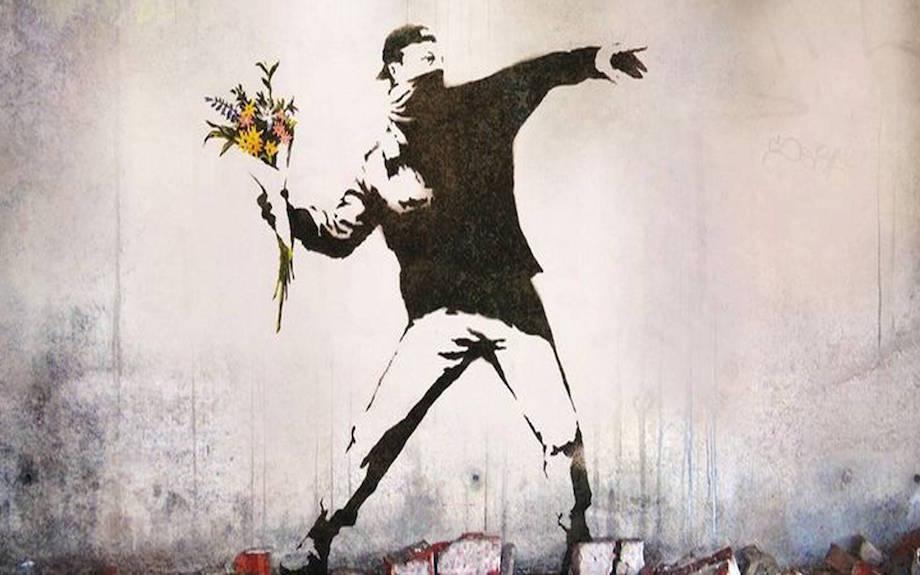Oeuvre de Banksy / DR