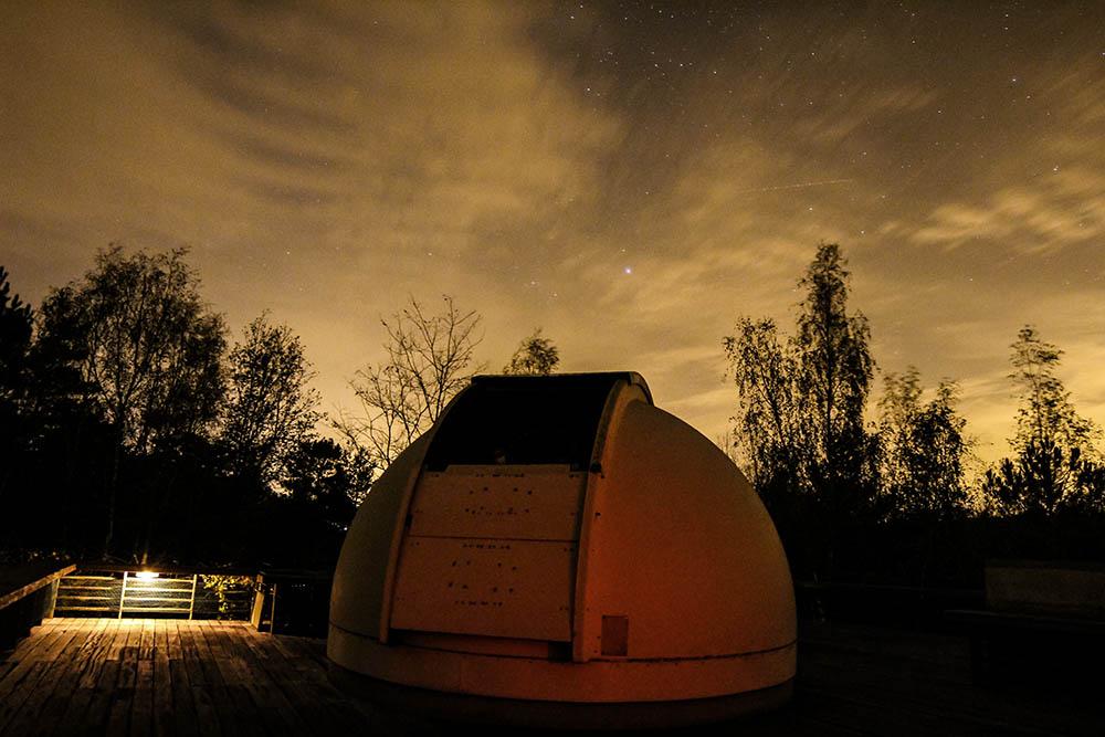 coupole astronomique de Buthiers