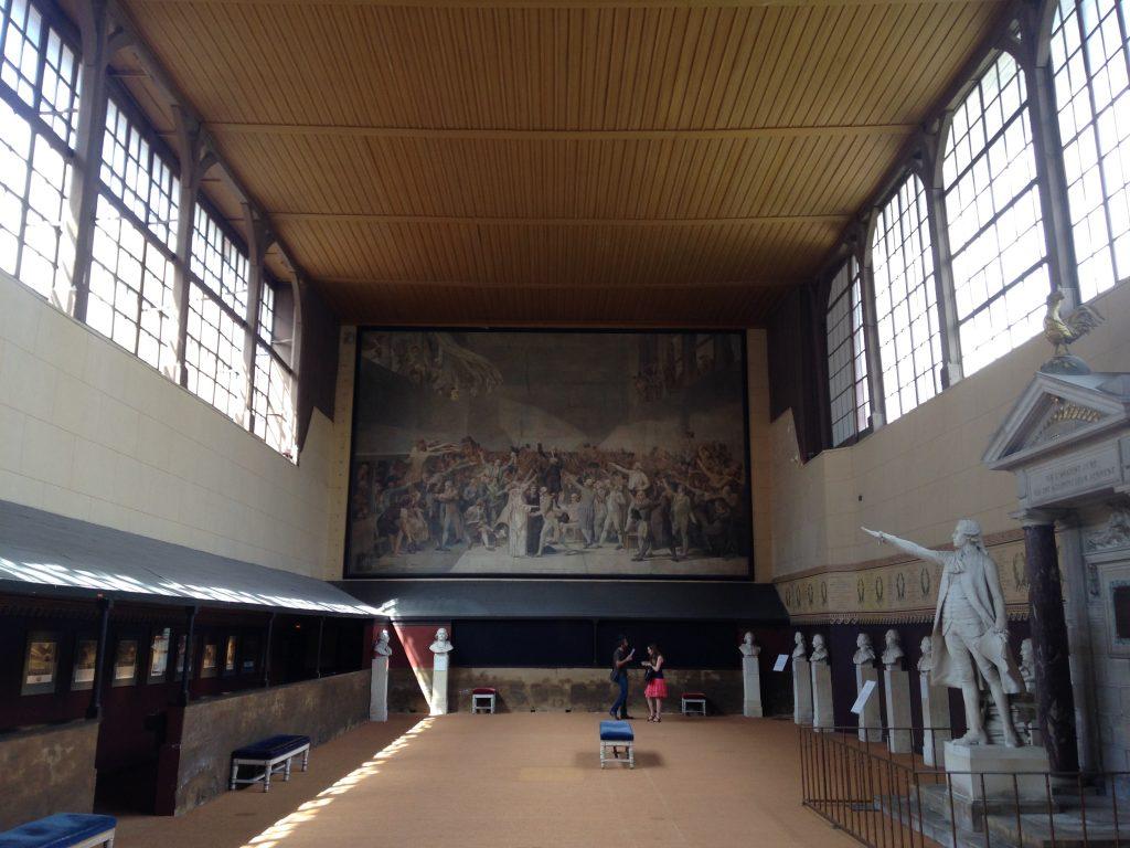 Salle du jeu de paume à Versailles / © Steve Stillman