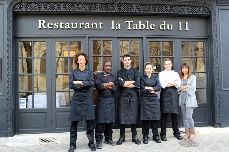 La Table du 11 / DR