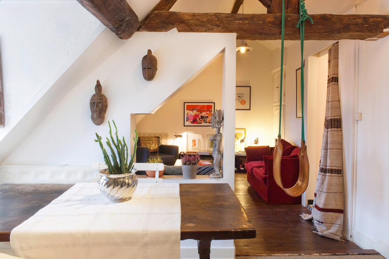Appartement d'Aurélie sur Airbnb / DR