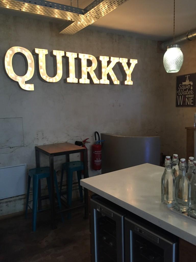 Le Quirky à Asnières / © Plus on est de Food Plus on rit