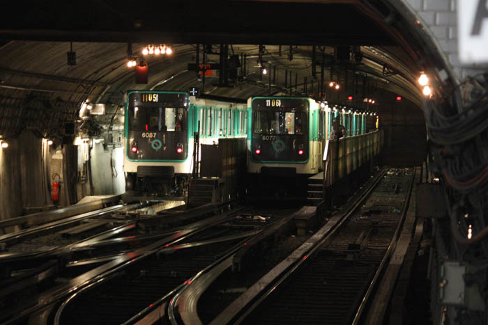 Métro / © Paul Roberts - Flickr