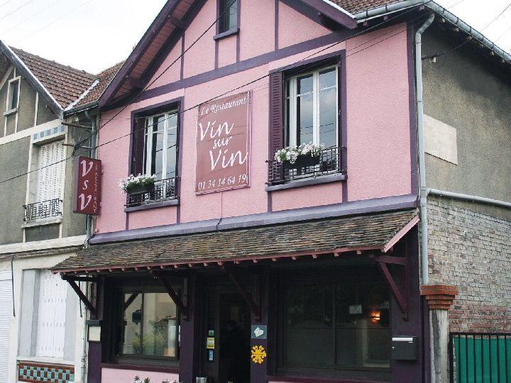 Le Vin sur Vin à Ermont / DR