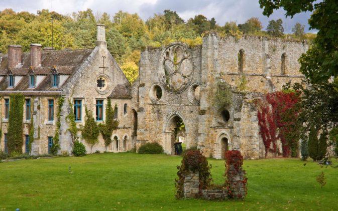 Abbaye des Vaux-de-Cernay / DR