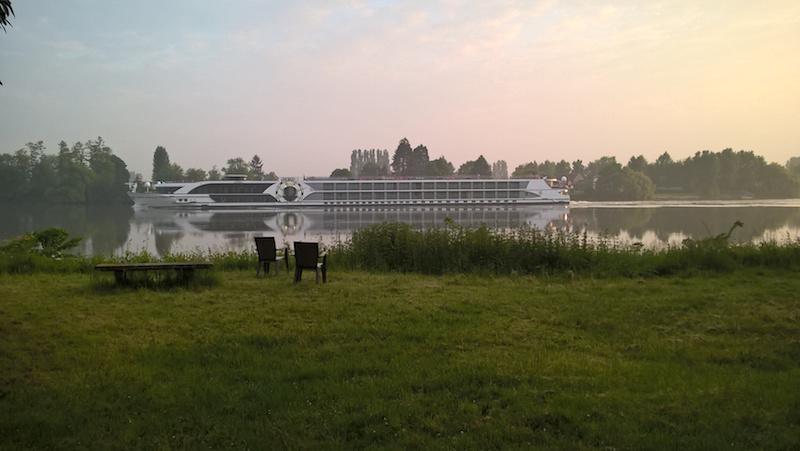 La Seine à Andé dans l'Eure / © AURH