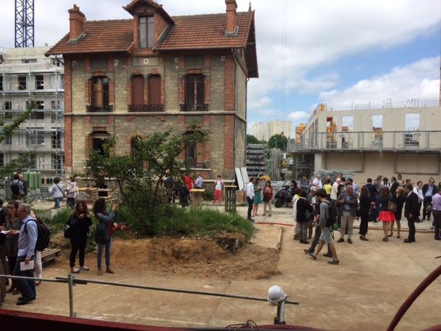 Le château de Nanterre / © Plus on est de Food Plus on Rit