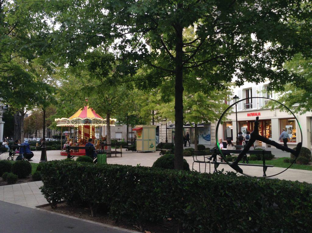 Neuilly-sur-Seine / © Ines Edel Garcia