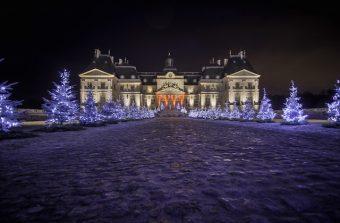 Noël, c'est La cerise sur le château
