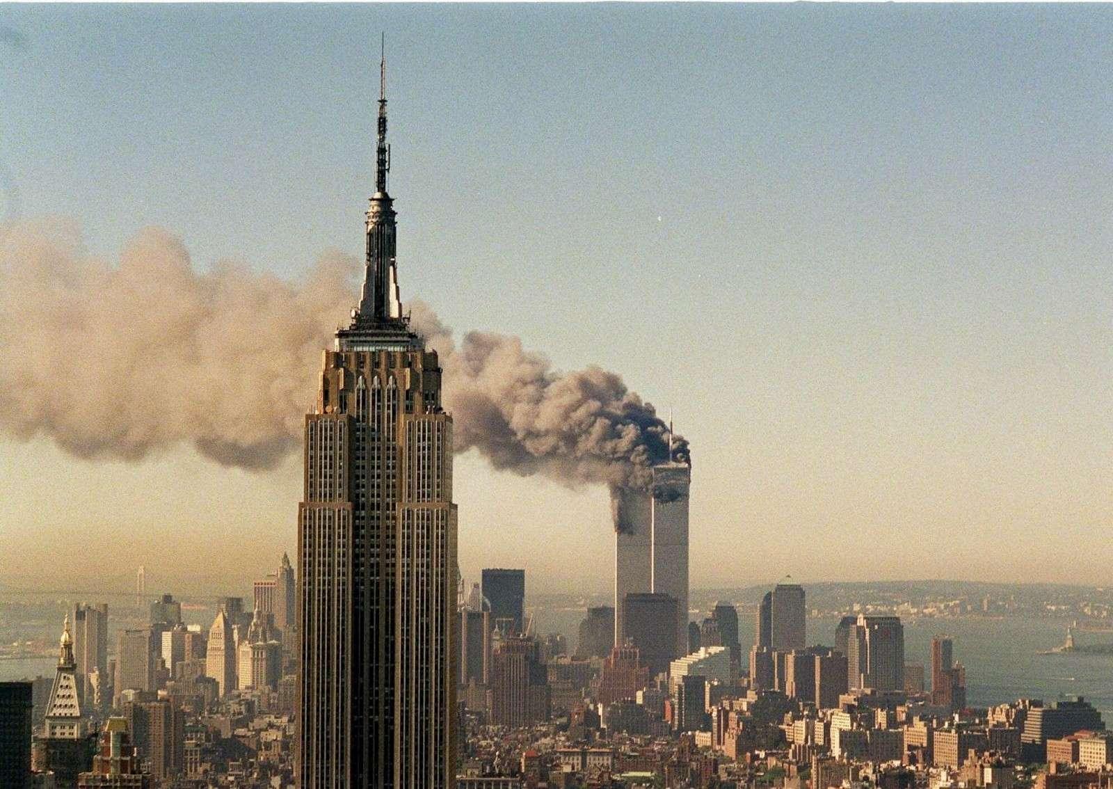 11 septembre 2001 / DR