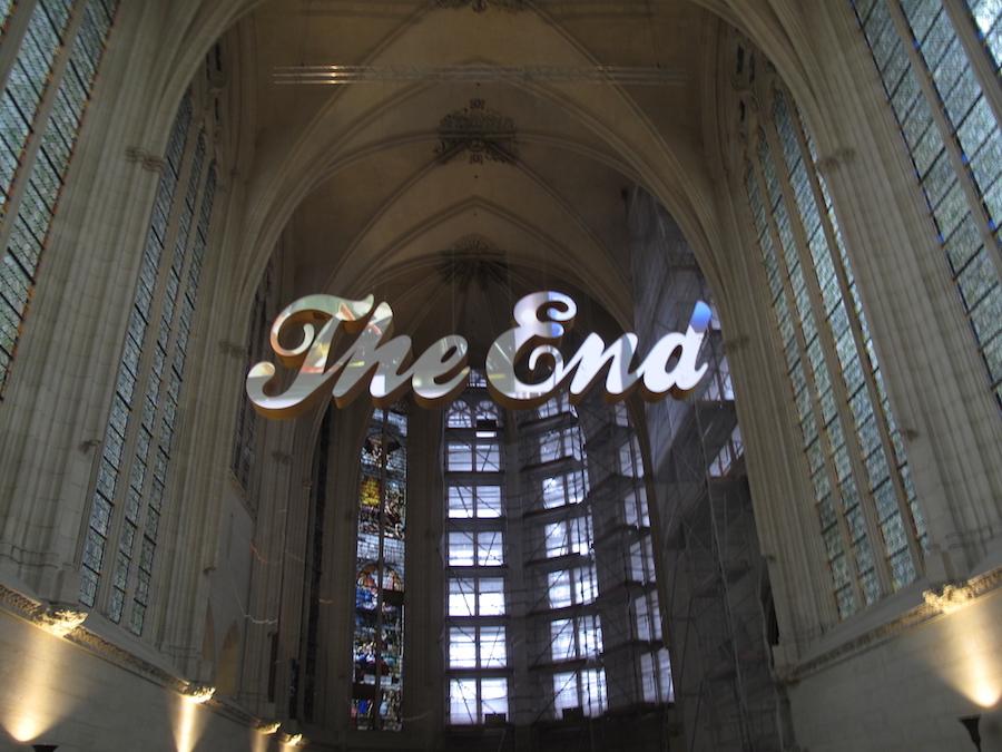 Perpetual Ending, ZEVS / © Mona Prudhomme