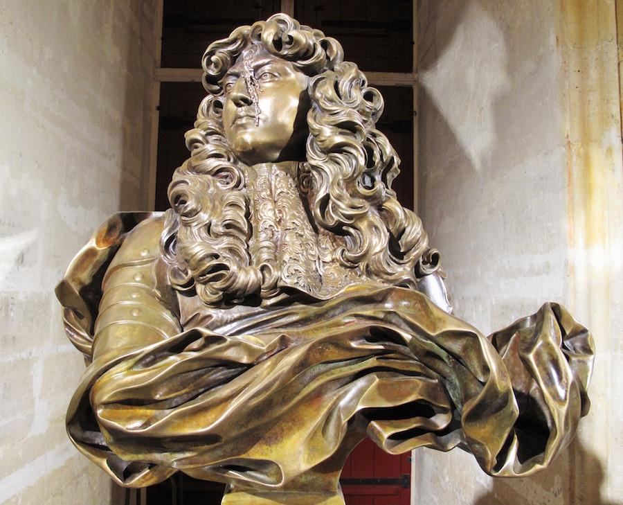 Autoportrait Louis XIV,  ZEVS / © Mona Prudhomme