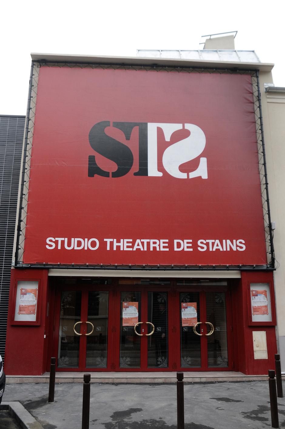 Studio Théâtre de Stains / © Benoite FANTON