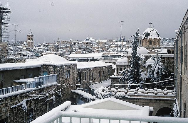 Jérusalem / © Stanislao Loffreda - Flickr