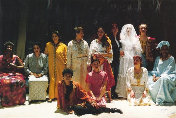Spectacle «Féminin Plurielle(s)» au Studio Théâtre de Stains / © Studio Théâtre de Stains