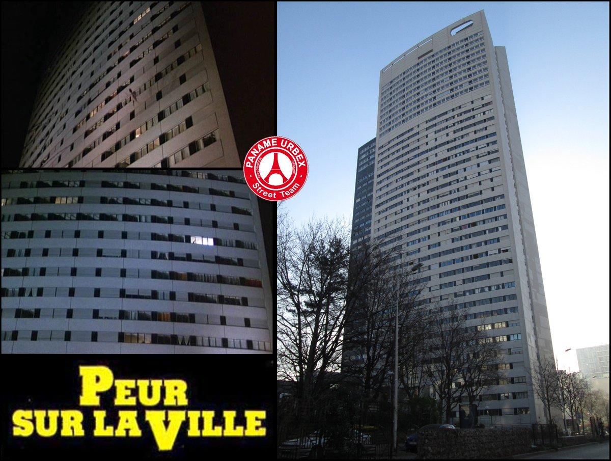 Peur sur la ville - Courbevoie /  © Paname Urbex