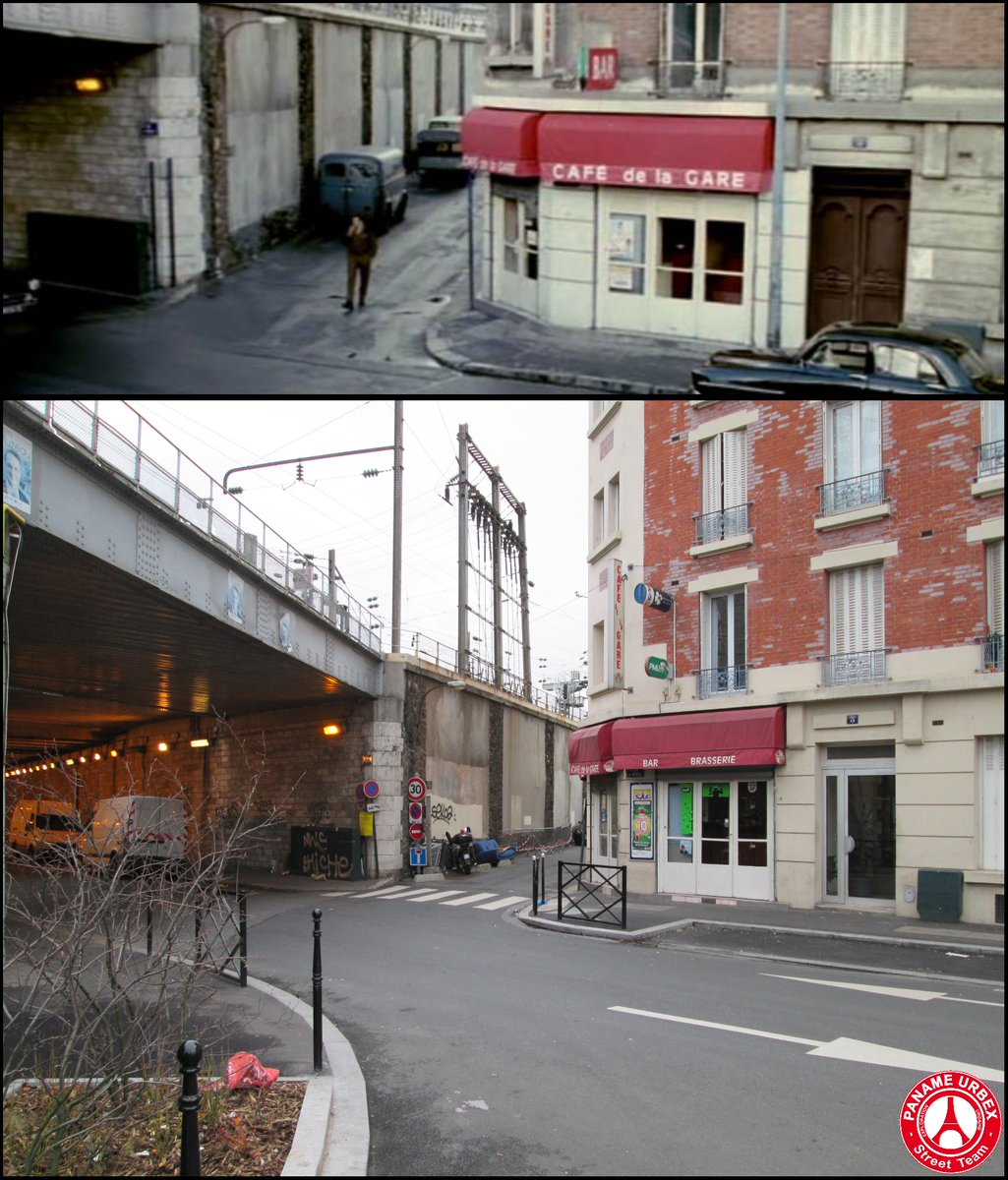 Mesrine - Clichy-la-Garenne / © Paname Urbex /