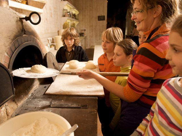 Atelier pâte à pain à la Ferme de Gally / © Sortir Yvelines