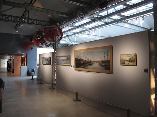 Atelier Grognard à Rueil / © Mona Prudhomme