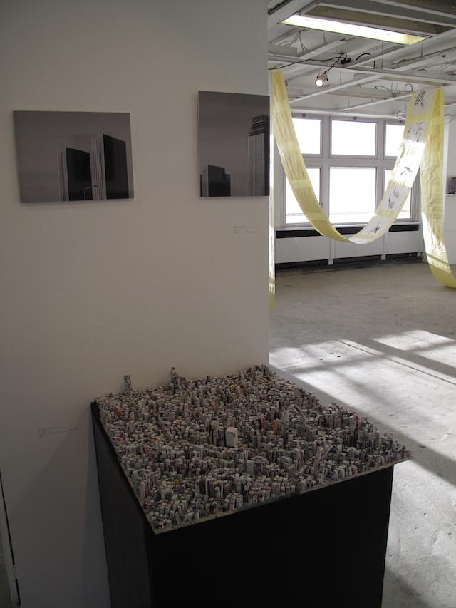 Exposition Troposphère au 6b à Saint-Denis / © Mona Prudhomme