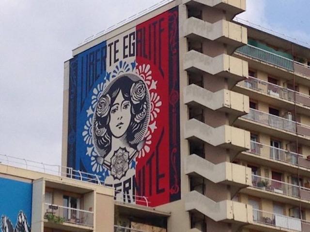 Street art dans le 13e / DR