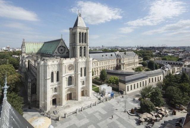 Basilique Saint-Denis / © Comité du tourisme du 93