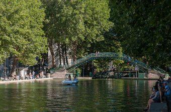 [CROISIÈRE PÉDESTRE] De Paris à Pantin le long du canal