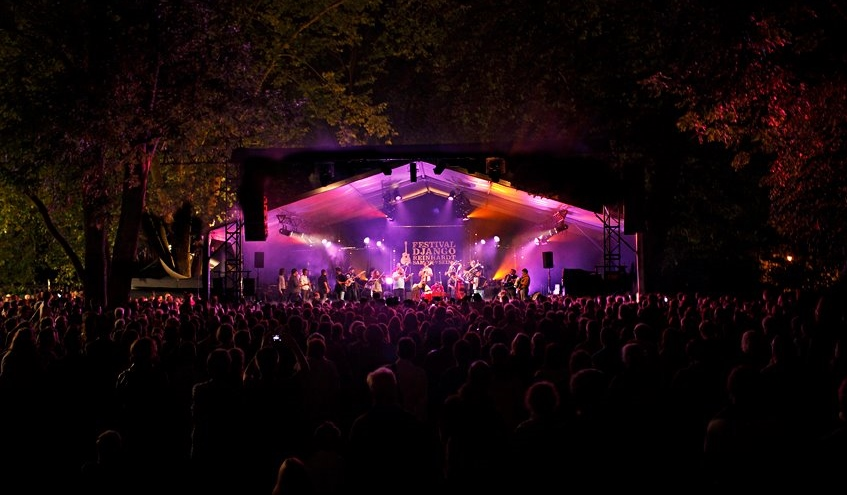 Edition 2012 du Festival Django Reinhardt © Anthony Voisin
